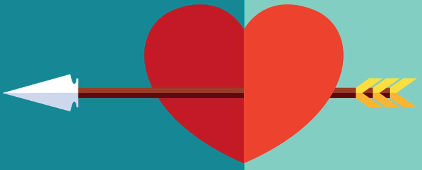 Blog De pijnlijke kant van Valentijnsdag