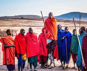 Afrikaanse mannen